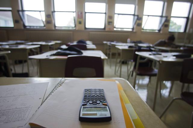 La Fédération des commissions scolaires du Québec (FCSQ) se dissocie de son... (PHOTO IVANOH DEMERS, ARCHIVES LA PRESSE)