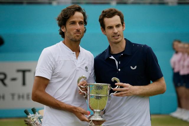 Andy Murray complète un retour triomphant