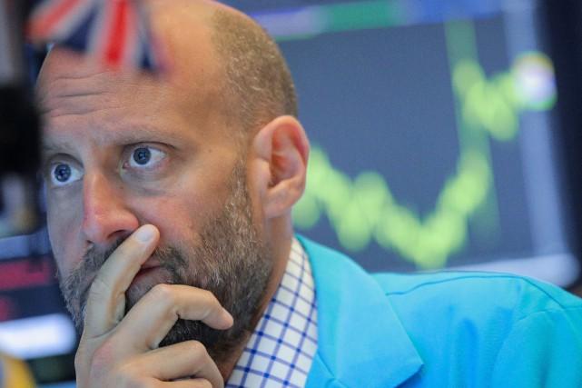 «Les marchés mondiaux semblent faire preuve de prudence... (PHOTO BRENDAN MCDERMID, REUTERS)