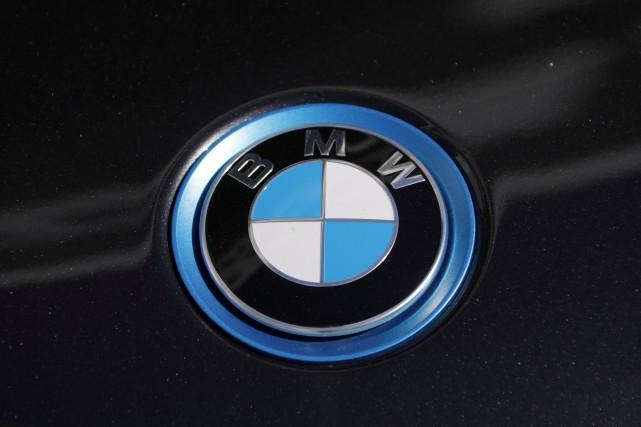 Le constructeur automobile allemand BMW a annoncé mardi qu'il comptait... (PHOTO ERIC GAILLARD, REUTERS)