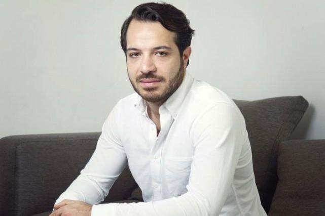 L'écrivain Mahir Guven, lauréat du Goncourt du premier... (PHOTO TIRÉE DE LA PAGE FACEBOOK D'ÉDITIONS PHILIPPE REY)