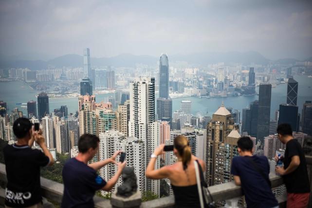 La ville la plus chère du monde pour... (PHOTO ANTHONY WALLACE, ARCHIVES AGENCE FRANCE-PRESSE)
