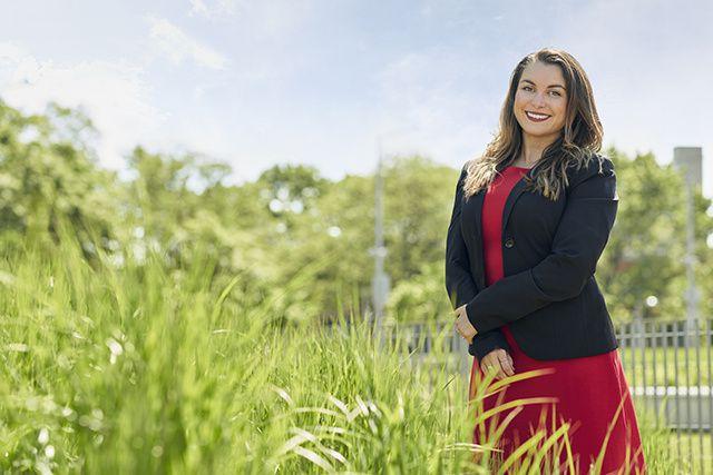 Raphaëlle Viau est cofondatrice d'Agrilog...