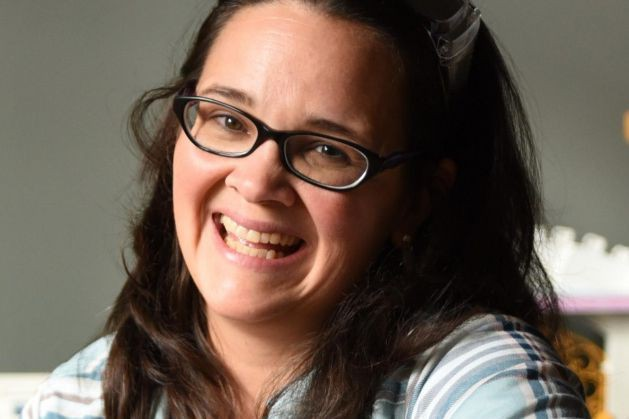 Michelle Gagné, auteure de Madame rénove... (PHOTO NICOLAS VAN DER KNAAP, FOURNIEPAR BÉLIVEAU ÉDITEUR)