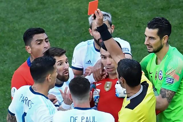 Copa América: les accusations de corruption de Messi «inacceptables»