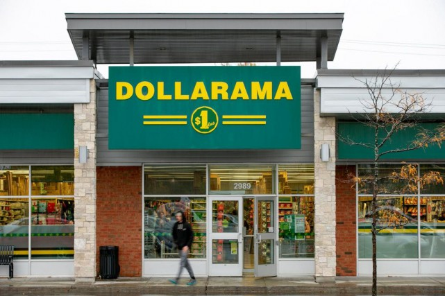 L'annonce cette semaine de l'acquisition par Dollarama d'une... (PHOTO DAVID BOILY, ARCHIVES LA PRESSE)
