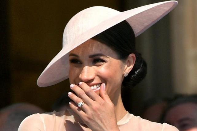 Meghan Markle, duchesse de Sussex... (PHOTODOMINIC LIPINSKI, ARCHIVES REUTERS)