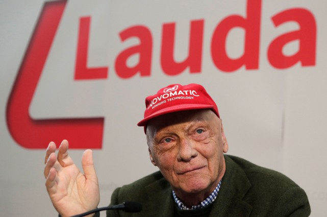 Niki Lauda... (PHOTO HEINZ-PETER BADER, ARCHIVES REUTERS)