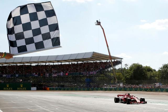 Les organisateurs du Grand Prix de Grande-Bretagne ont... (PHOTO ANDREW YATES, REUTERS)