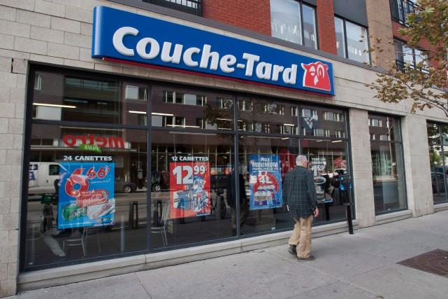 Un dépanneur Couche-Tard, à Montréal... (PHOTO GRAHAM HUGHES, ARCHIVES LA PRESSE CANADIENNE)