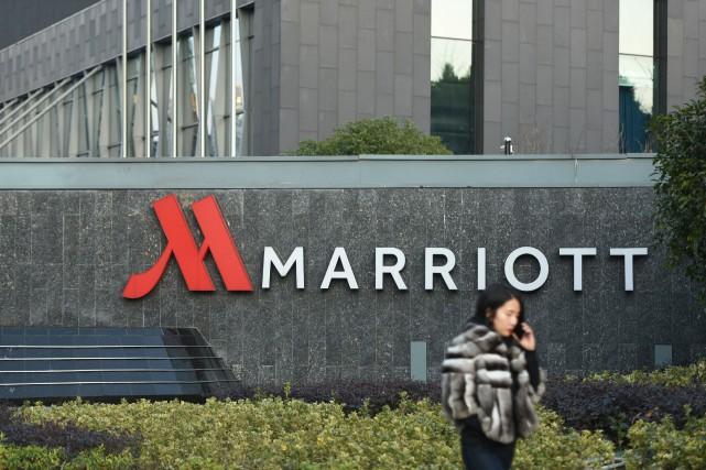 Les hôtels Marriott sont attaqués en justice par... (PHOTO ARCHIVES REUTERS)