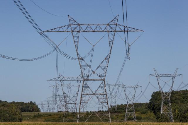 Selon le ministre de l'Énergie et des Ressources... (PHOTO HUGO-SEBASTIEN AUBERT, LA PRESSE)