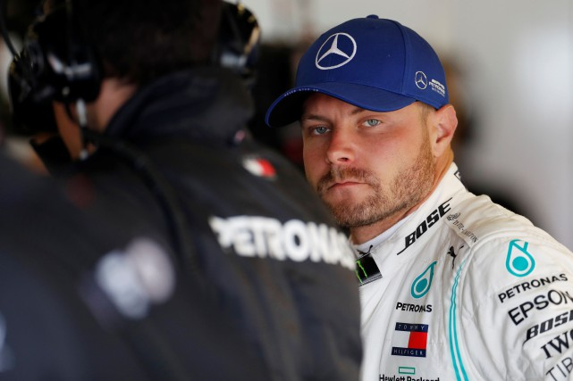 Le pilote Valtteri Bottas a inscrit le meilleur... (PHOTO JOHN SIBLEY, REUTERSLE)