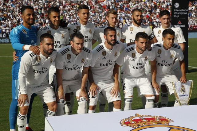Le Real Madrid s'entraînera devant le public à Montréal