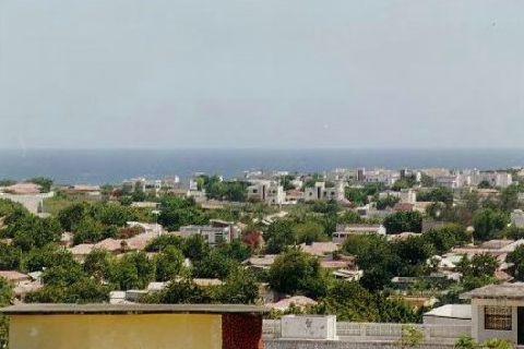 Vue sur la ville de Kismayo... (IMAGE TIRÉE DE WIKIPÉDIA)