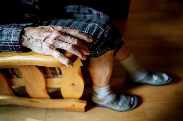 Les quelque 1000syndiqués de dix résidences privées pour personnes âgées ont... (PHOTO ALAIN ROBERGE, ARCHIVES LA PRESSE)