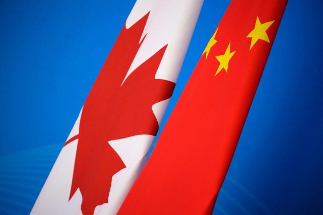 La Chine confirme l'arrestation d'un Canadien