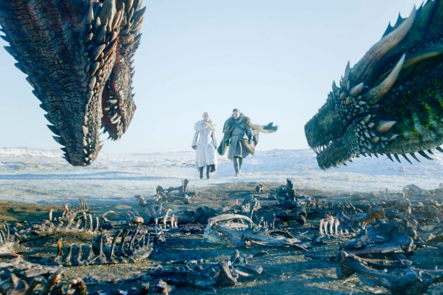 Les créateurs de Game of Thrones ont signé un accord avec Netflix
