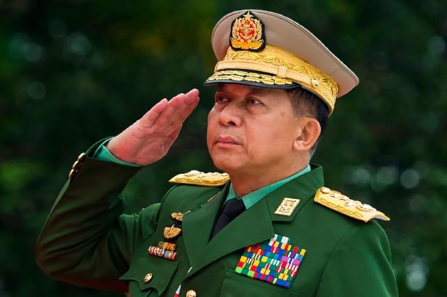 Washington sanctionne des chefs de l'armée birmane