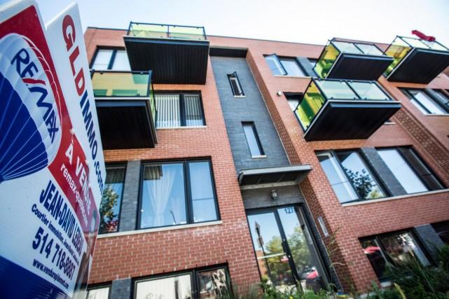 Condos neufs: net ralentissement dumarché au centre-ville