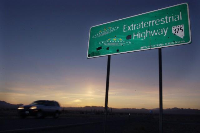 Plus d'un million de personnes veulent envahir une base secrète au Nevada