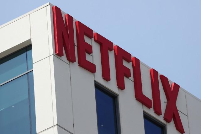 Le titre de Netflix plonge de plus de 10%
