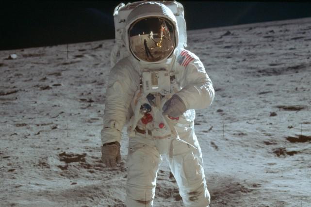 Il y a 50 ans, le «petit pas» de Neil Armstrong sur la Lune