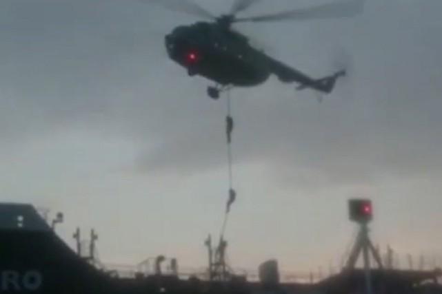 Londres exhorte Téhéran à «libérer» le pétrolier Stena Impero