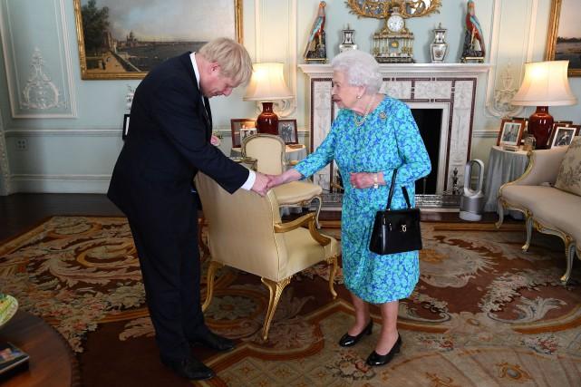 Boris Johnson promet une sortie de l'UE le 31octobre