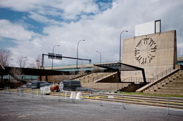 Parc Jean-Drapeau: vers uneréhabilitation de laplace desNations