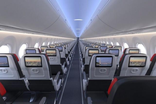 Nouvelles liaisons pour AirCanada grâce à l'A220