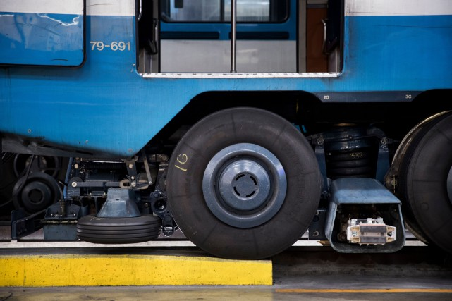 Métro: le service de retour à la normale sur les lignes orange, verte et jaune