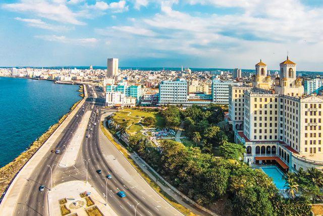 De toutes les villes des Caraïbes, La Havane est sûrement la plus emblématique....