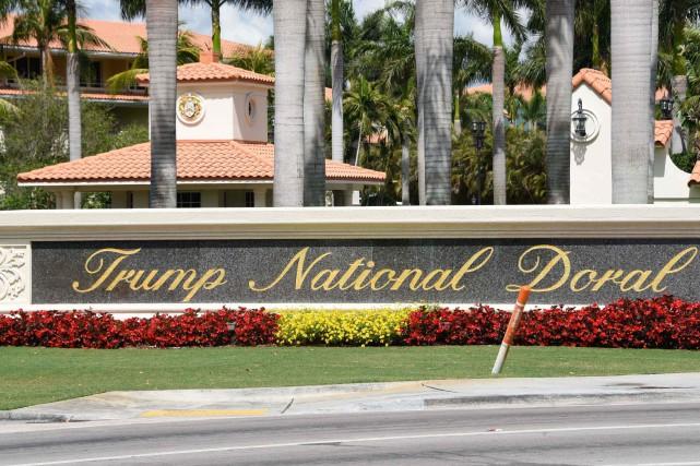 Club de golf de Trump offert pour le G7: le Congrès va enquêter