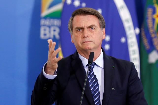 Bolsonaro ira défendre le Brésil devant l'ONU même «en chaise roulante»