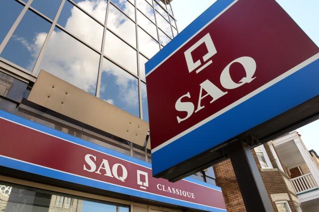 Hausse des ventes de 1,2% à la SAQ