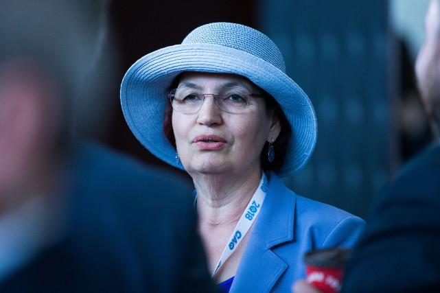 Fatima Houda-Pepin nommée déléguée générale du Québec à Dakar