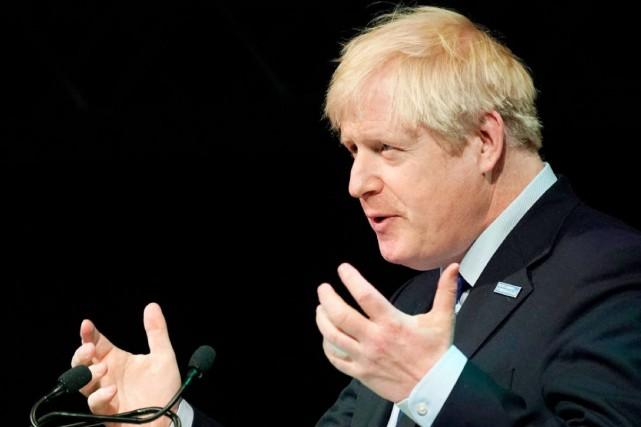 Brexit: Boris Johnson mentionne «d'énormes progrès»