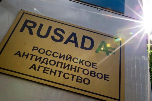 Antidopage: soupçons sur les données transmises par la Russie à l'AMA
