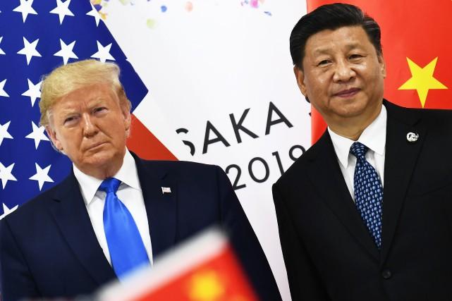 Trump n'hésiterait pas à demander à la Chine d'enquêter sur Biden