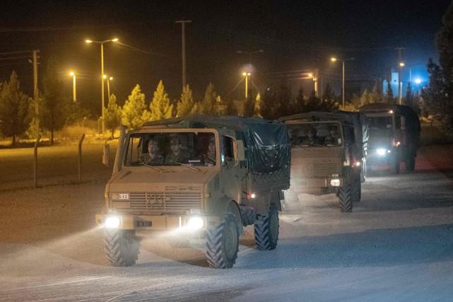 Syrie: les Kurdes décrètent une «mobilisation générale» face à la Turquie