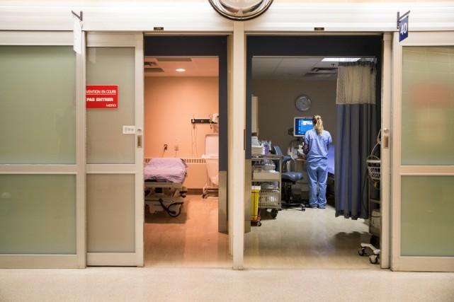 Hausses salariales: les infirmières veulent 21,6% en trois ans