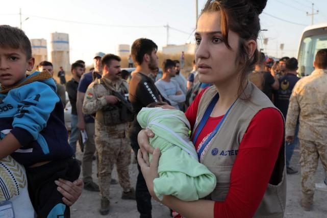 Pour Trump, les Kurdes «ne sont pas des anges»