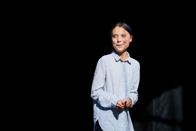 Greta Thunberg participera à un rassemblement à Edmonton