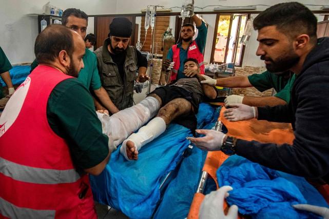 Syrie: les combats continuent malgré la trêve annoncée
