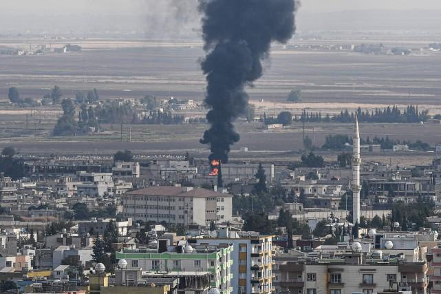 Les forces kurdes accusent Ankara d'empêcher leur retrait de la Syrie