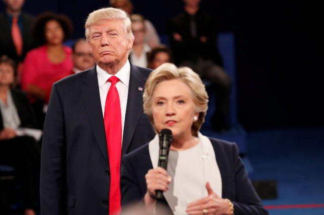 Hillary Clinton se moque de la lettre de Trump à Erdogan