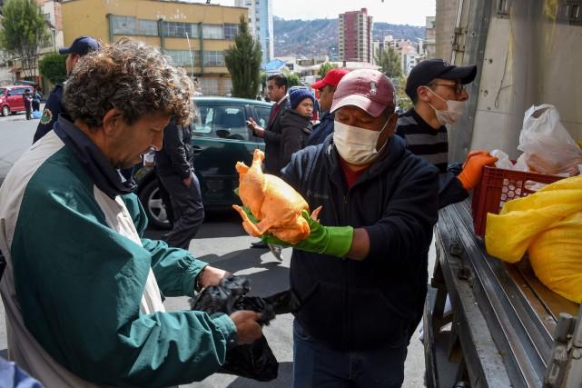 Bolivie: le nouveau gouvernement accuse Morales de «terrorisme»