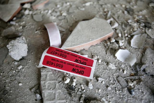 Attaque chimique en Syrie: WikiLeaks remet en cause un rapport