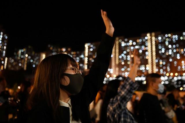 Hong Kong: la Chine accuse l'ONU d'encourager la violence chez les manifestants
